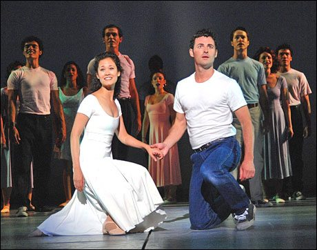 West Side Story at Pittsburgh CLO with Max von Essen